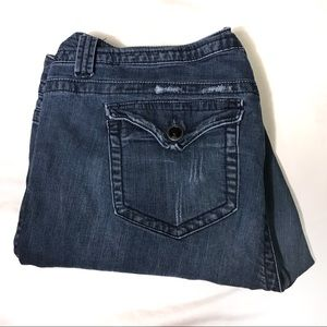 Torrid Denim Straight Leg Boyfriend Jeans 16